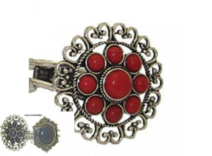 Bangle cuff semi precious stone bracelet choice NW