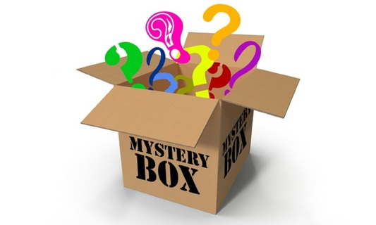 First MYSTERY BOX of 2017! *Makeup Beauty Cosmetics Fresh New Deluxe-Full Sizes*