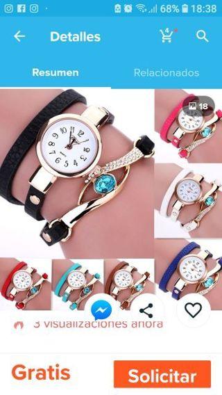 Quartz Watch Fashion & Casual