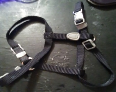 2- Nylon Dog Harness - For Tiny Dogs