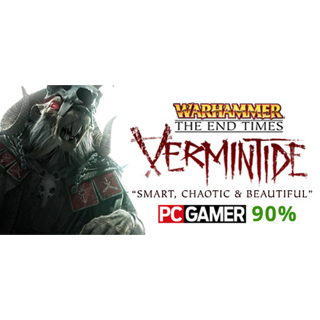 Warhammer: End Times - Vermintide - Steam Key / Fast Delivery **LOWEST GIN**