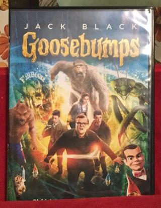 Jack Black-Goosebumps DVD
