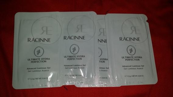 RACINNE sample packs