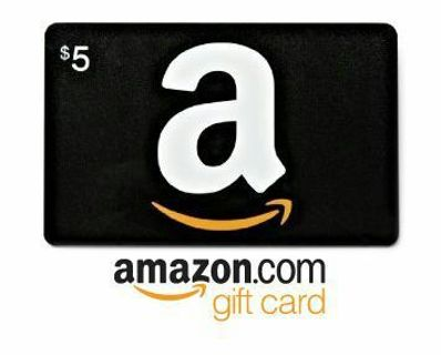 $5 AMAZON GIFT CARD - FAST DIGITAL DELIVERY