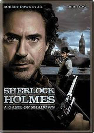 DIGITAL DELIVERY - Sherlock Holmes: A Game Of Shadows