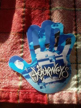 Journeys Sticker
