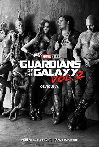 """Guardians of the Galaxy 2"" HDX-""GOOGLE Play"" Digital Movie Code"