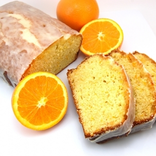 Iced  Orange Pound Cake recipe +1BONUS RECIPES