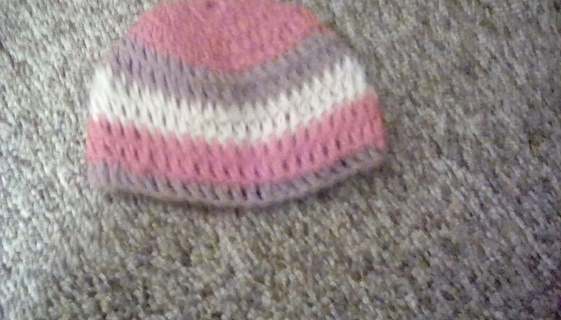 Young People Size Hat 18 wide 6 deep