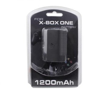 Xbox One Controller Rechargeable Battery Pack w/ USB Charging Cable, Play While You Charge Power Kit