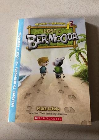 Lost in Bermooda Children's Book