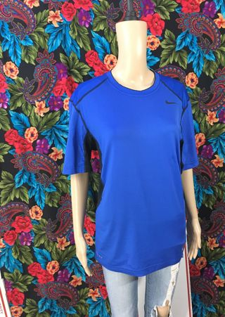 MEN'S NIKE SHIRT DRI-FIT SIZE LARGE TSHIRT FREE SHIPPING