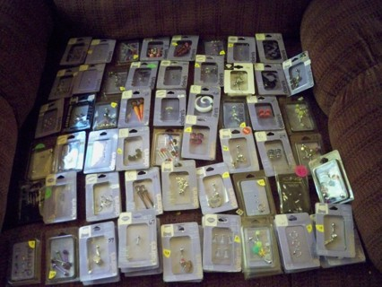 YOU PICK 5, HUGE BODY JEWELRY LOT, NEW IN PACKAGE!