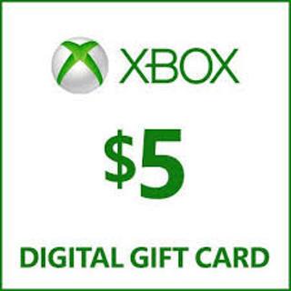free free xbox 5 00 e gift card online game code xbox 360 x box