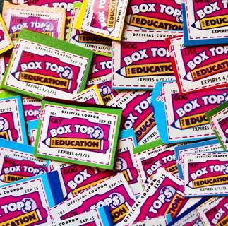134 BOX TOPS