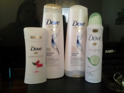 Dove Bundle Brand New