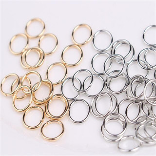 [GIN FOR FREE SHIPPING] 400Pcs Jump Rings Open Connectors Jewelry Making