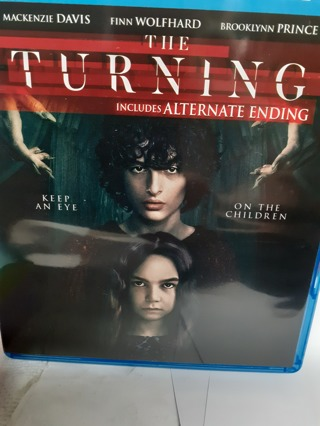 THE TURNING (( NEW RELEASE ))