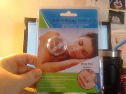 Anti-Snoring Nose Clip BNIP