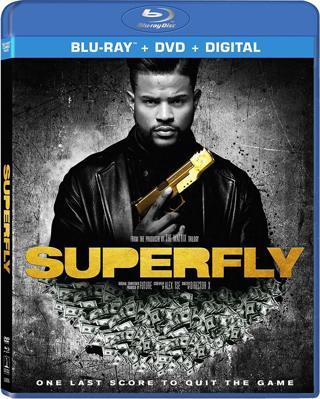 Superfly (Digital HD Download Code Only) **Trevor Jackson** **Michael K. Williams**