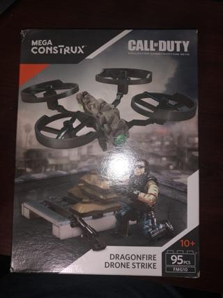 New Mega Construx Call of Duty Dragonfire Drone Strike Building Set