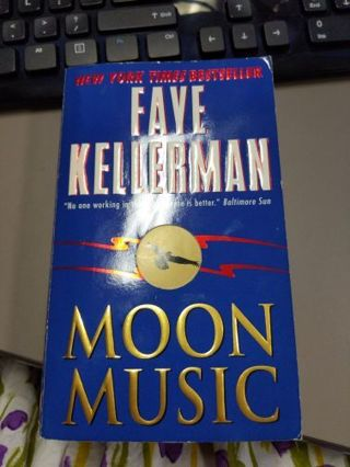 Faye Kellerman - Moon Music - paperback novel