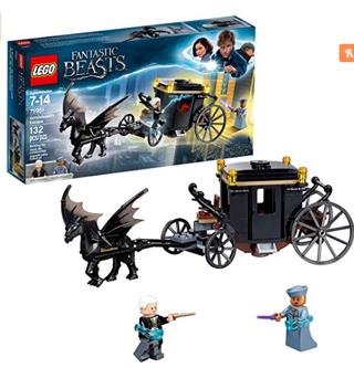 LEGO Fantastic Beast's Grindelwald's Escape