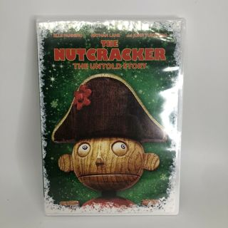 2010 THE NUTCRACKER~THE UNTOLD STORY DVD Movie-New & Sealed-Experience as Never seen before!