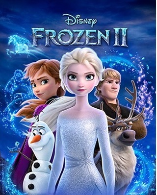 Frozen 2 MA code only no MDR