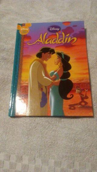 Disney Book Aladdin