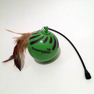 New SmartyKat Electronic Motion Cat Toy
