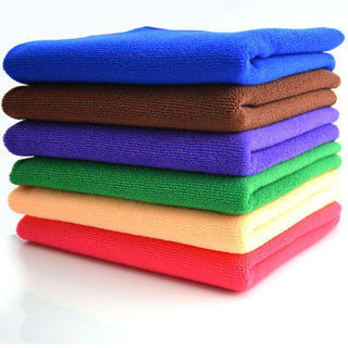 Microfiber Cleaning Cloth Towel No-Scratch Rag Car Polishing Detailing