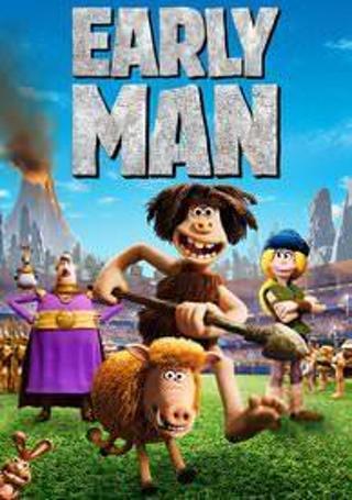 Early Man HD Digital Copy