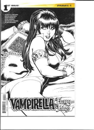 Vampirella #1 Feary Tales D F Comics