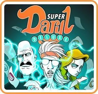 Super Daryl Deluxe - Steam Key