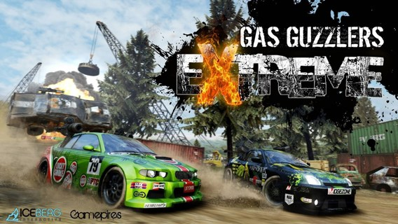 Gas Guzzlers Extreme STEAM GIFT ROW