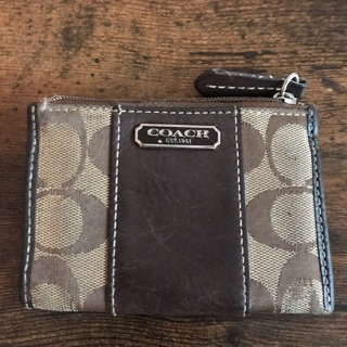 Coach Wallet Brown