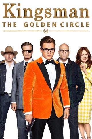 Kingsman The Golden Circle HD Vudu