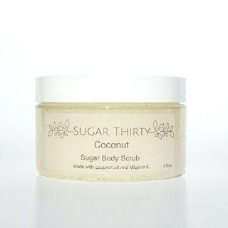New Coconut Sugar Body Scrub