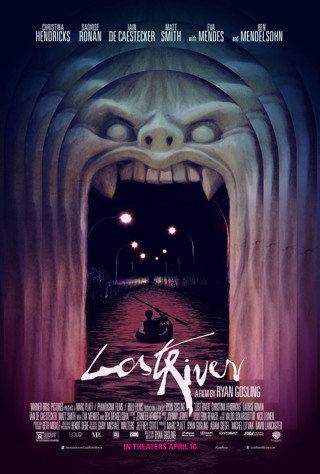 Lost River (HDX) (Movies Anywhere) VUDU, ITUNES, DIGITAL COPY