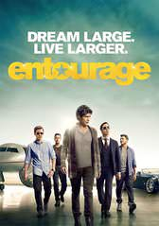 "Entourage The Movie ""HDX"" Digital Movie Code Only UV Ultraviolet Vudu MA"