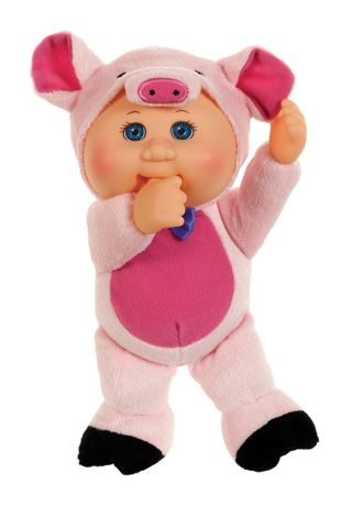 Cabbage Patch Kids Petunia Pig Doll