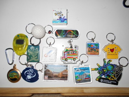 Key chain Lot #00A