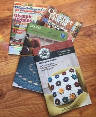 Crochet Pattern Booklets
