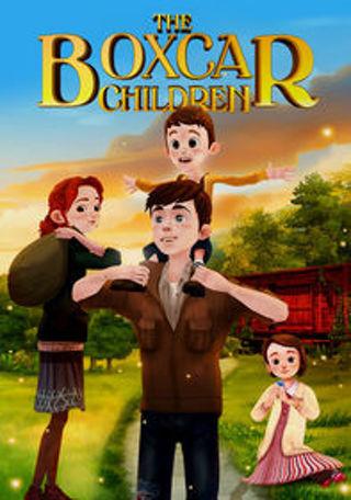 Boxcar children dvd disc