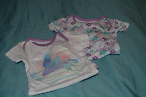 c465e7288f3d Free: Little Mermaid Onesie Set - Baby Clothes - Listia.com Auctions ...