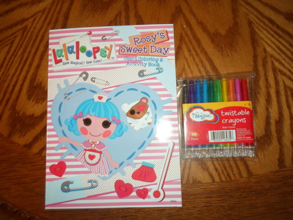 Free: SO SWEET & PRECIOUS \'\'\'\'LALALOOPSY\'\'\' COLORING BOOK ...