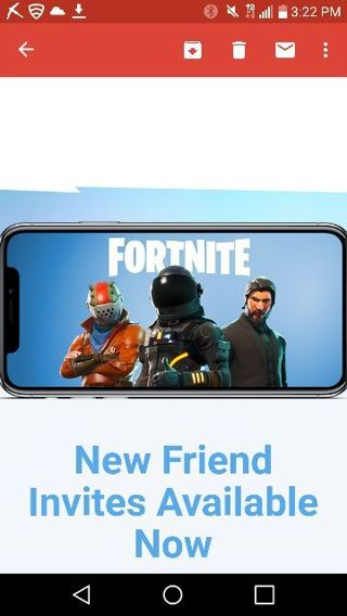 free codes for fortnite mobile