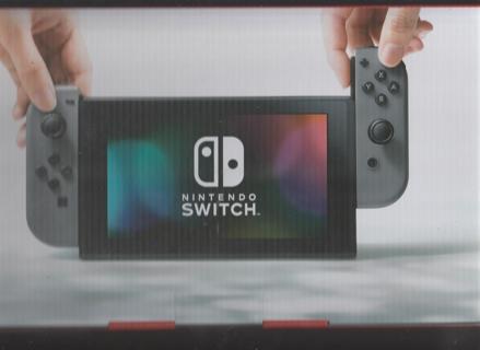 Nintendo Switch & Legend Zelda: Breath of the Wild Combo (Bundle!!)