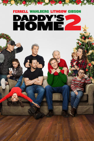 Daddy's Home 2 VUDU HDX Code - Pre-Order